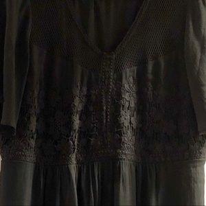 MAXI JUNAROSE DRESS